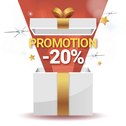 Promotion 20%