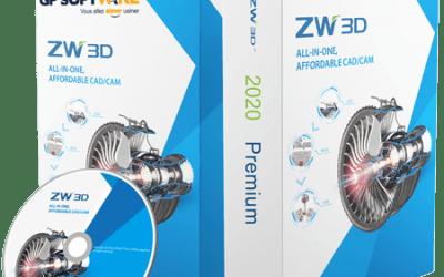 Nouveautés ZW3D 2020