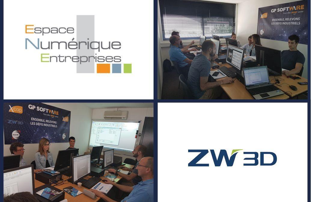 ZW3D partenaire ENE