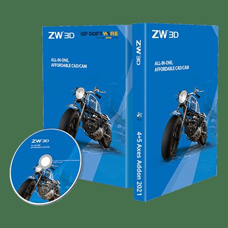ZW3D-2021-5AXES-ADDON