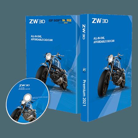 ZW3D-2021-PREMIUM