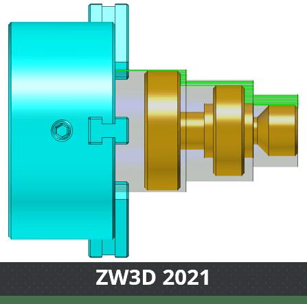 Brut Tournage ZW3D 2021