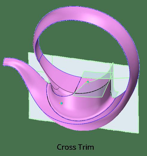 TRIM ZW3D 2021